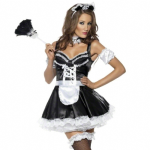 Classic-French-Maid-Sexy-Dress-Up-Outfit