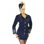 Sexy-Navy-Air-Stewardess-Fancy-Dress-Costume